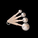 Мерные ложки большие металлические
